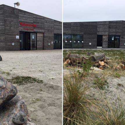 Naturcenter Amager Strands bygninger